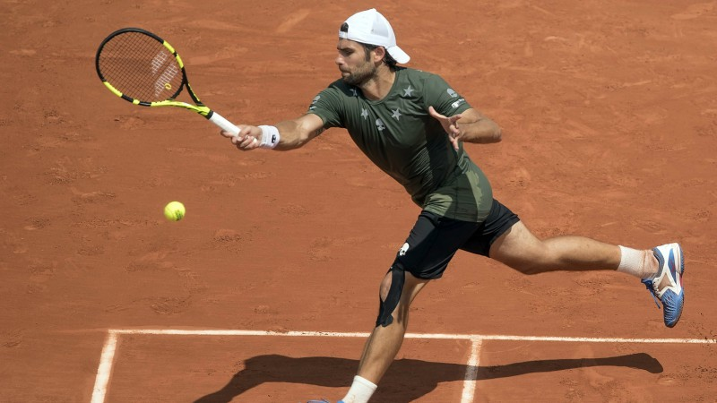 ATP Daily Hitter: Bolelli vs. Delbonis on the Clay in Estoril article feature image