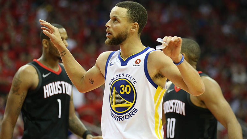 Early Look at Rockets-Warriors (-7) Game 3: All You Need to Know article feature image