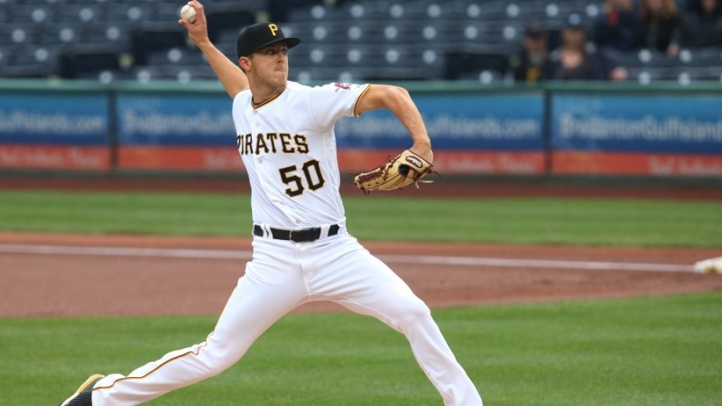 Saturday's MLB Over/Under: Taillon, Chacin Square Off In Milwaukee article feature image