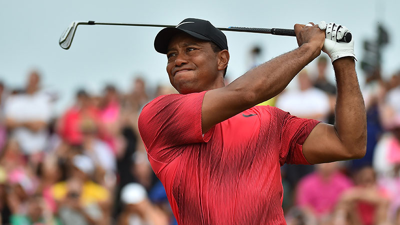 Logic Suggests a Good Week for Tiger, But He's Defied Logic All Year article feature image