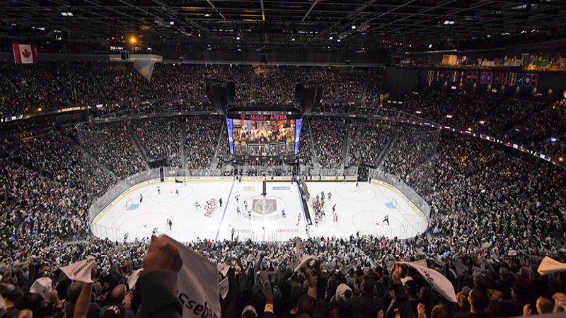 How the Golden Knights Have Changed Sports Betting Forever article feature image