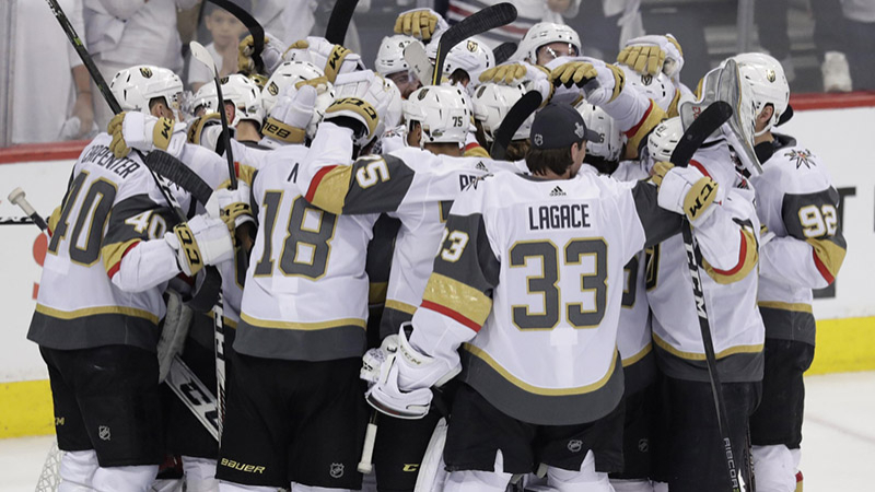 Gambling History in the Making: The Golden Knights Advance to the Stanley Cup Final article feature image