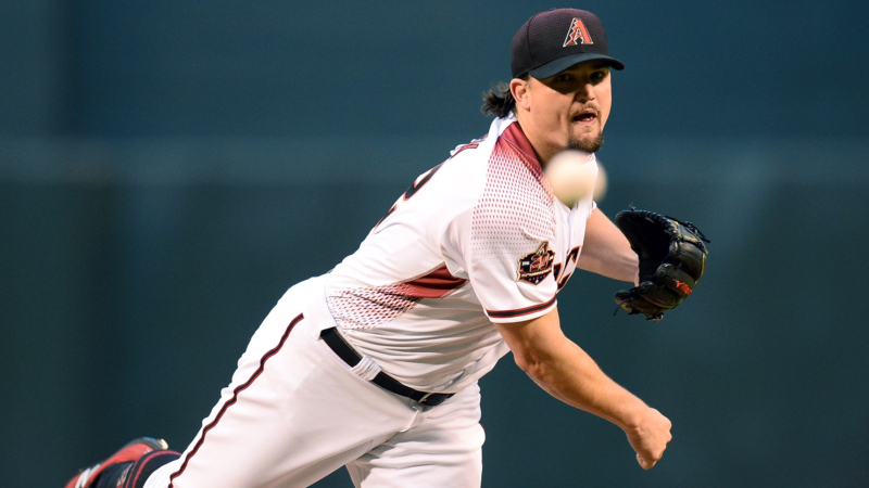 Tuesday's MLB Over/Under: Handicapping a Godley Showdown in the Desert article feature image