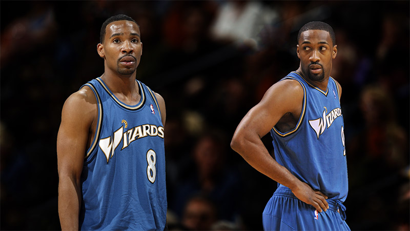 Gilbert Arenas vs. Javaris Crittenton: Inside the Gambling Showdown That Rocked the NBA article feature image