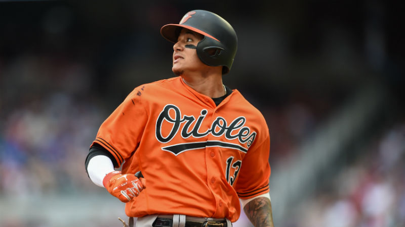Where Will Manny Machado Land? Oddsmakers Give the Brewers an Edge article feature image