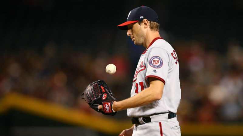 Marky's Thursday MLB Forecast: Storms Over D.C. Make Scherzer a Risky Play article feature image