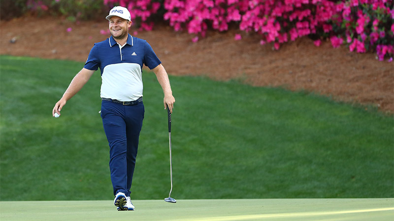Tyrrell Hatton Is a Boom-or-Bust Value Play at PGA Championship article feature image