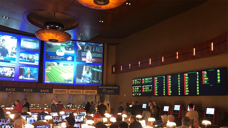 BlackJack Reviews New Jersey's Monmouth Park and Borgata Sportsbooks on Day 1 article feature image