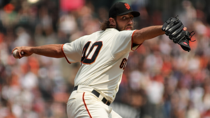 Thursday's MLB Over/Under: Will Bumgarner-Greinke Live Up to The Hype? article feature image