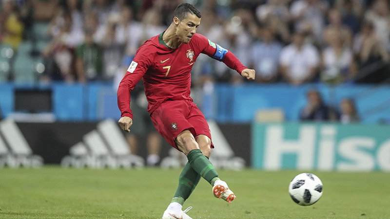 Joffe's World Cup Challenge, Day 7: Don't Even Try to Talk Me Out of Portugal article feature image