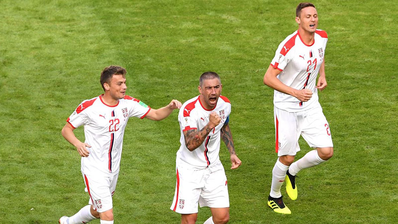 Serbia vs. Switzerland: How To Bet This Group E Coin Flip article feature image