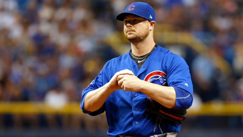Cubs-Giants Betting Preview: Will Chicago Continue To Give Lester Run Support? article feature image