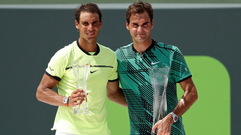 The Men's Tennis GOAT Argument: Roger Federer or Rafael Nadal? article feature image