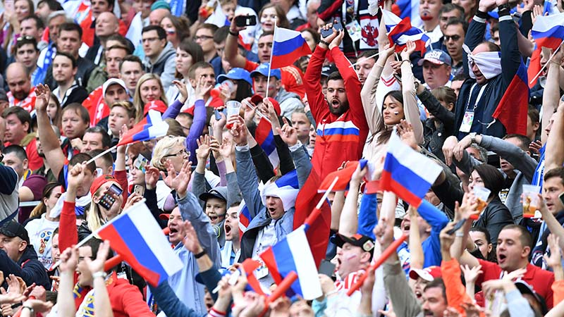Joffe's World Cup Challenge, Day 12: The Grand Russian Conspiracy Continues article feature image