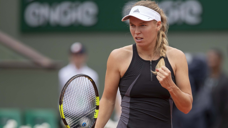 WTA Quarterly Wimbledon Betting Preview: Wozniacki Faces Grass Gauntlet article feature image