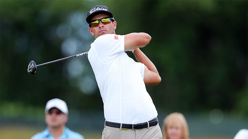 2018 British Open: Adam Scott Is a Fade at His Current Betting Price article feature image