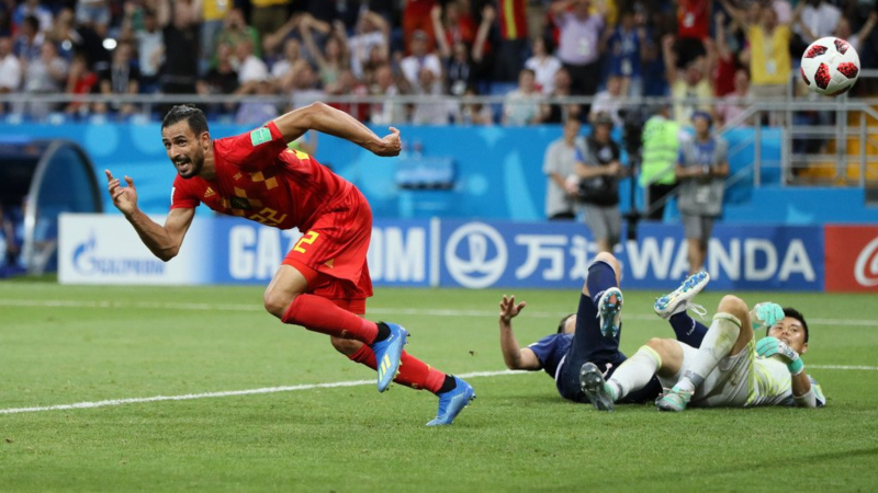 World Cup Day 18 Betting Recap: Belgium Comes Back to Stun Japan article feature image