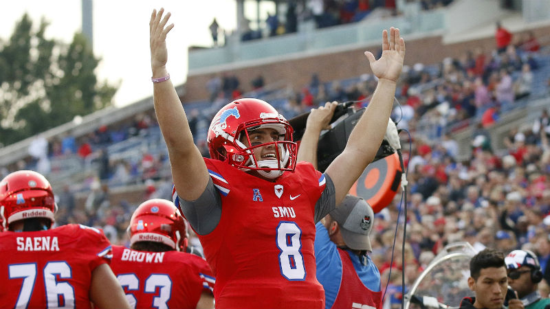 SMU 2018 Betting Preview: Expect the Sonny Dykes Era to Start Strong article feature image