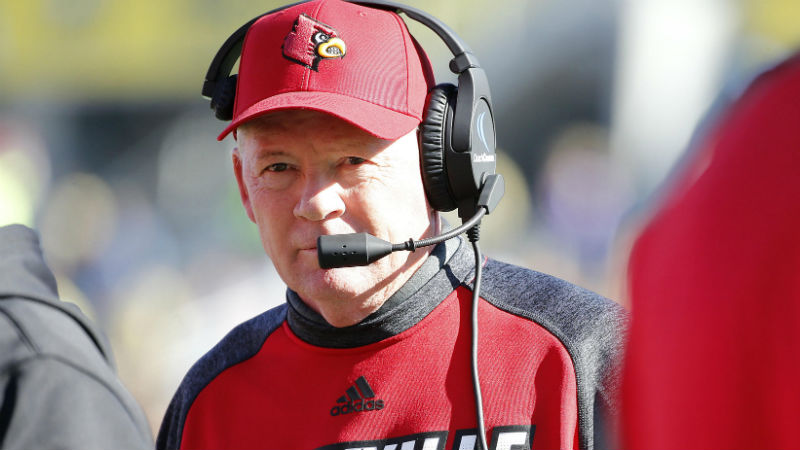 Louisville 2018 Betting Preview: Cardinals Must Replace Lamar Jackson And Entire Defense article feature image