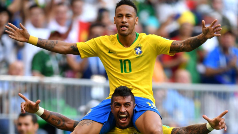 Updated 2018 World Cup Futures Odds: Brazil Favored Despite Tough Road article feature image