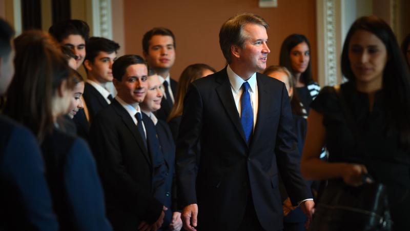 Brett Kavanaugh's SCOTUS Confirmation Odds Shortening article feature image