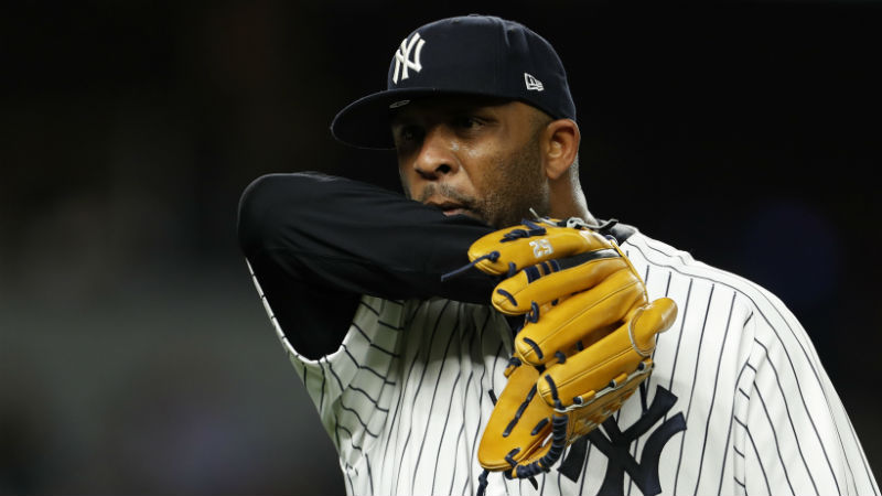 Yankees-Royals Betting Preview: Why CC Sabathia's Knee Has Inflated the Total article feature image
