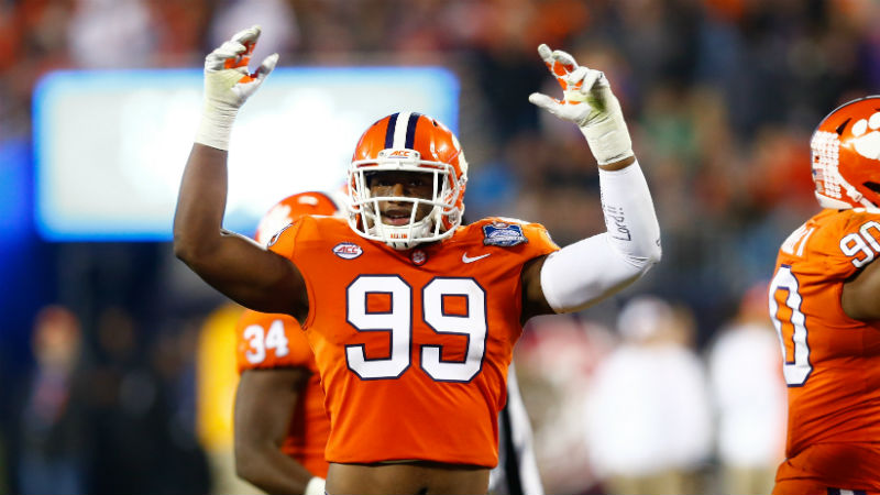 Clemson 2018 Betting Preview: Bet on Another Playoff Berth for Tigers article feature image
