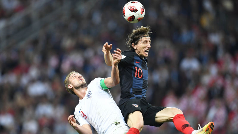 2018 World Cup Final: Sharps Betting France-Croatia to Go to Extra Time article feature image