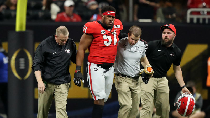 Injury Reports Are Coming to College Football. Here's What It Means for Bettors article feature image