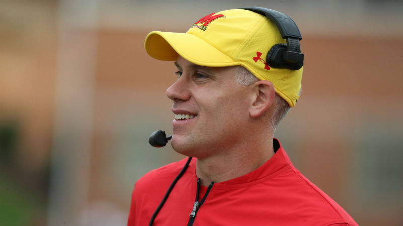Maryland 2018 Betting Preview: Terps Are Explosive, But Not Much Else article feature image