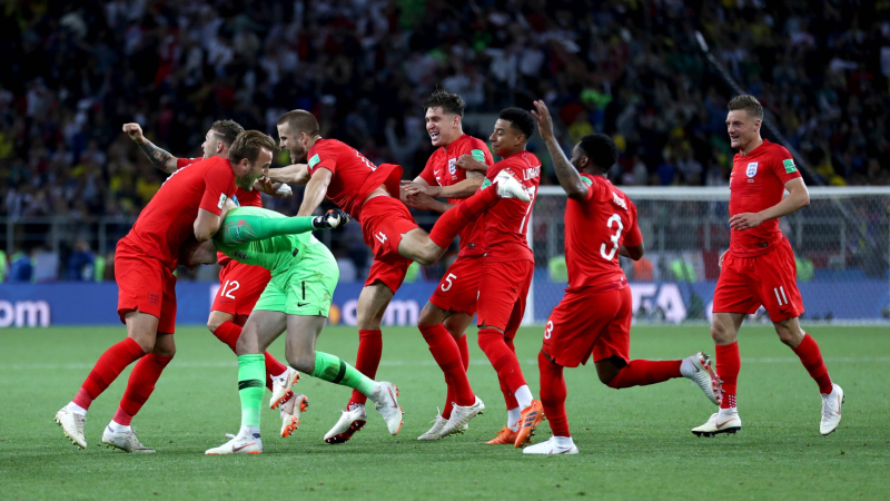 World Cup Saturday: England, Croatia Draw Heavy Action in Quarterfinals article feature image