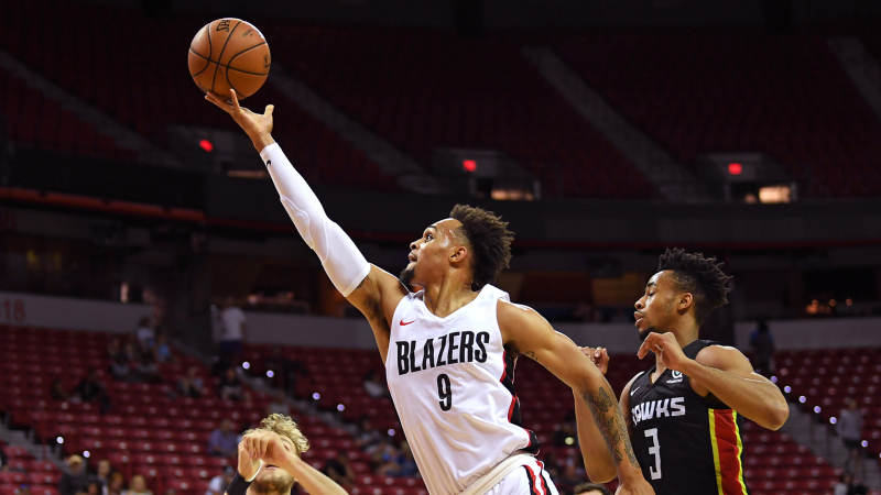 NBA Summer League Betting: Are Monday Final Four Favorites Underrated? article feature image