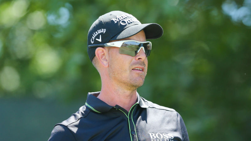 Henrik Stenson: 'I'm Not 100%' for 2018 British Open article feature image