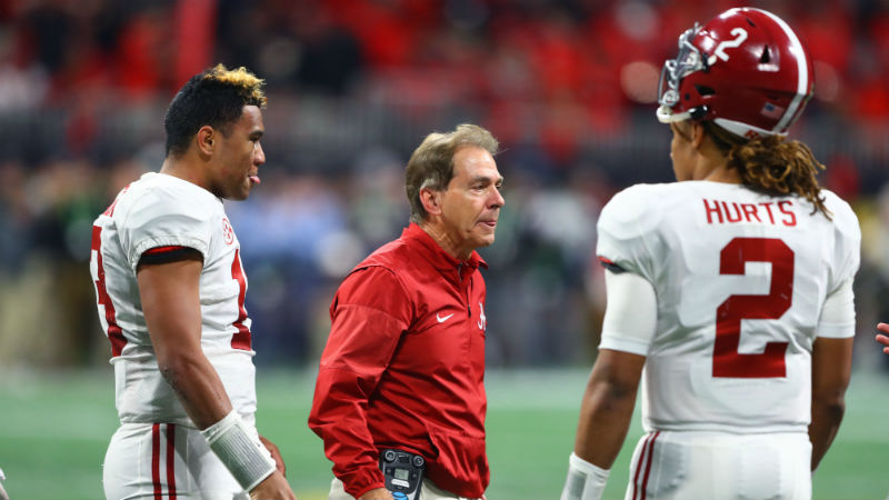 Westgate College Football Betting Action Report: Alabama Getting Money, Big Ten Getting Tickets article feature image