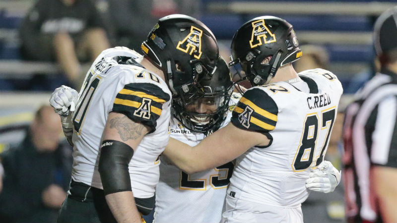 Appalachian State 2018 Betting Preview: New-Look Mountaineers Still Among Sun Belt Elite article feature image