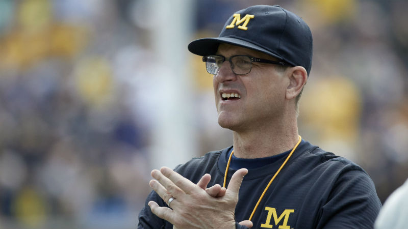 Michigan 2018 Betting Preview: Brutal Schedule Will Doom Wolverines article feature image