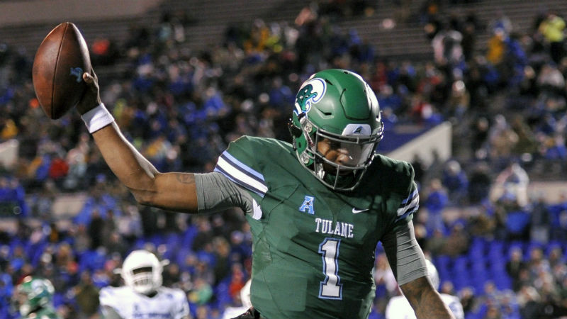 Tulane 2018 Betting Preview: Backing Green Wave Will Be a Rollercoaster article feature image