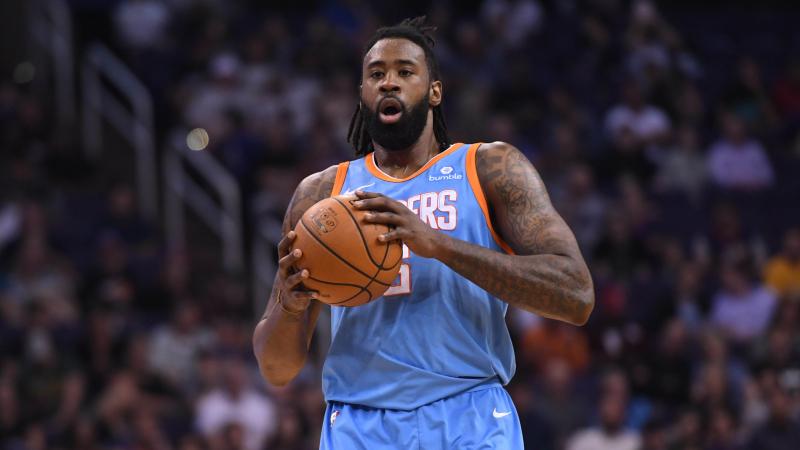 NBA Free Agency: Bet on a Mavericks Resurgence After DeAndre Jordan Signing article feature image