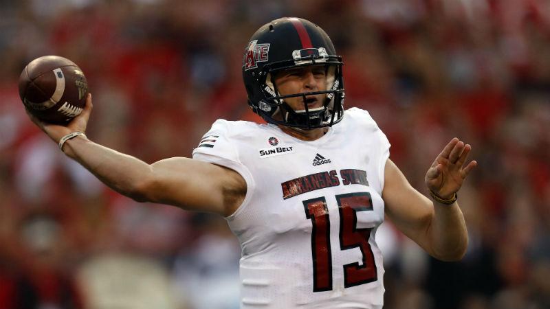 arkansas state-betting-picks-odds-2018-college football