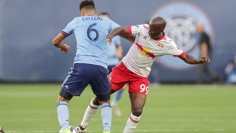 New MLS Coaches Battle in Sunday's New York Derby article feature image