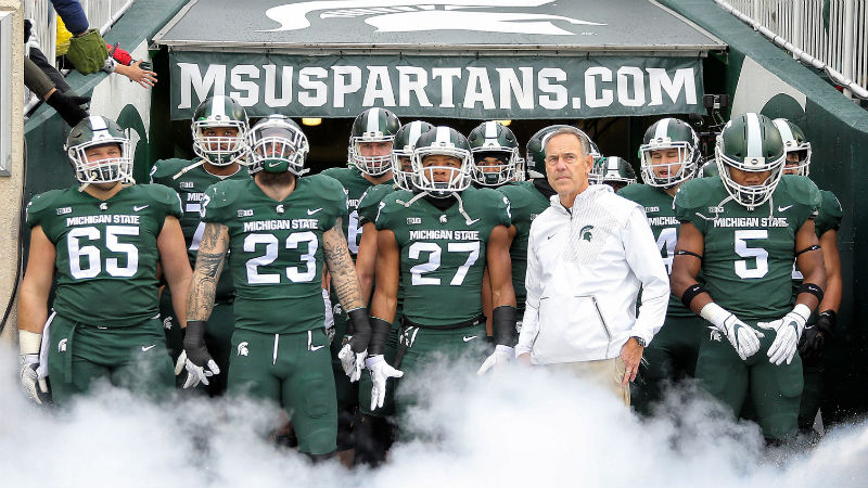 Michigan State 2018 Betting Preview: Don't Expect a Repeat of Last Season article feature image