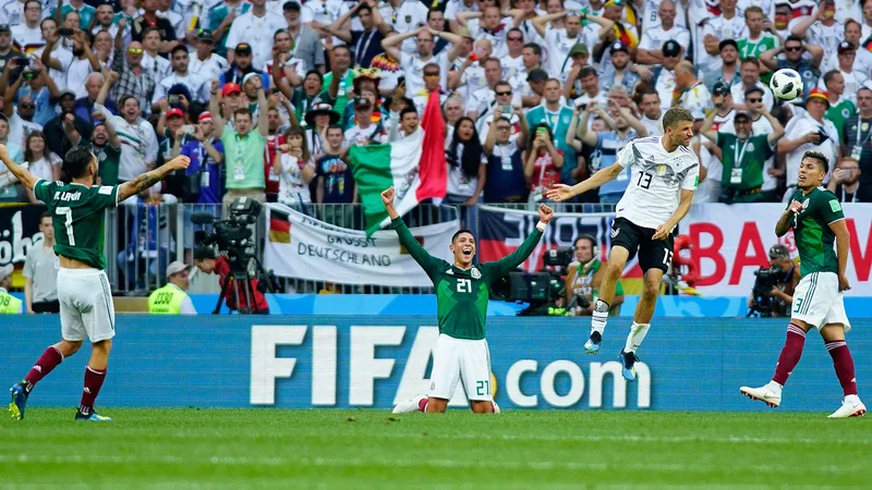 World Cup Monday: Public Bettors Making Mexico a Trendy Underdog article feature image