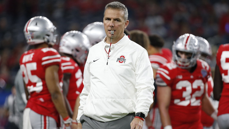 College Football National Title Odds: Ohio State, Georgia Most Popular Bets article feature image