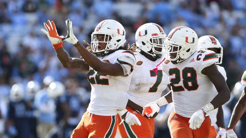 Miami 2018 Betting Preview: Hurricanes Still Have Major QB Questions article feature image