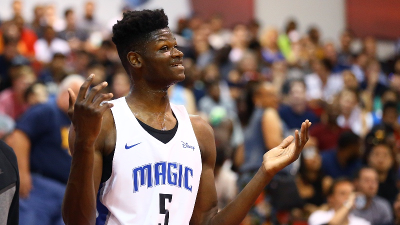 Bettors Can Find Value in Unpopular NBA Summer League Underdogs article feature image
