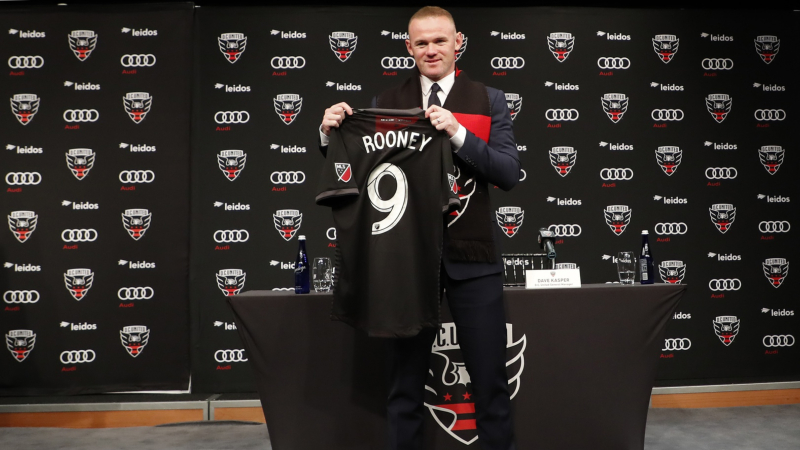 MLS Saturday: Public Bettors Jumping on Wayne Rooney and D.C. United article feature image