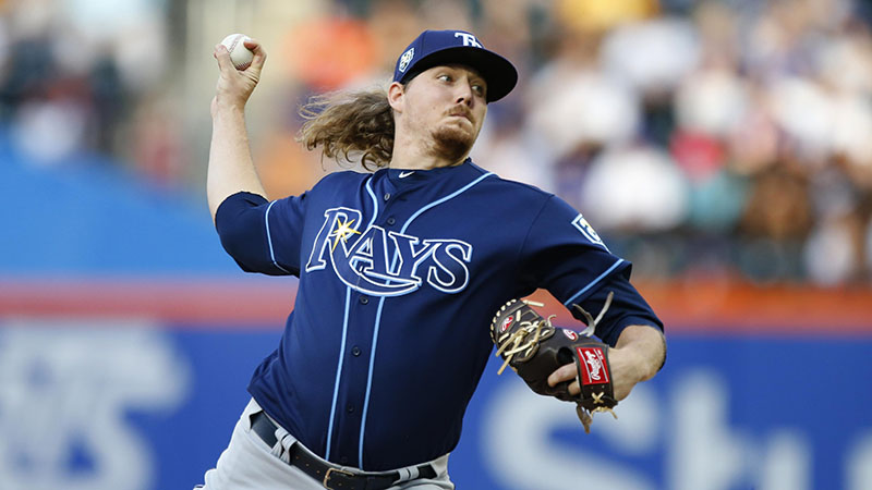 Sunday's MLB Over/Under: Will Rays' 'Bullpen Game' Keep Surging? article feature image