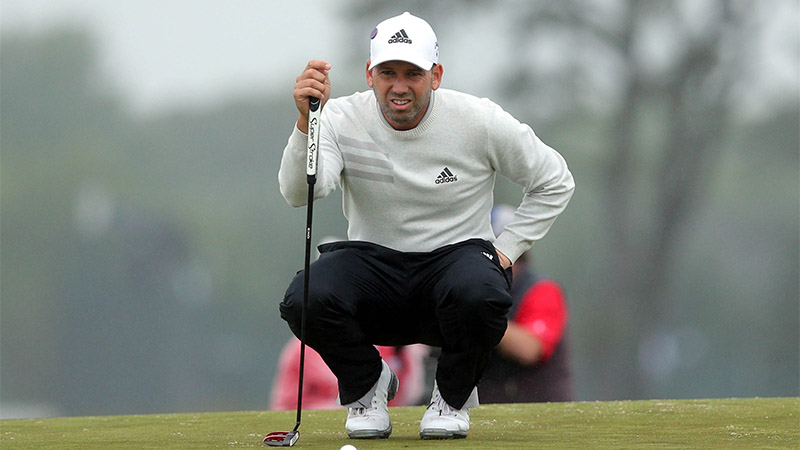 2018 British Open: Is Carnoustie Where Sergio Garcia Can Turn Things Around? article feature image
