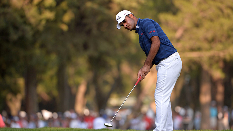 2018 British Open: Don't Expect Much from Shubhankar Sharma at Carnoustie article feature image