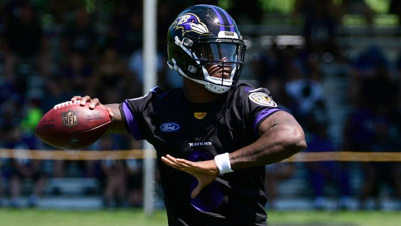 Rams vs. Ravens Preseason Betting Odds: Lamar Jackson Back Under the Lights article feature image